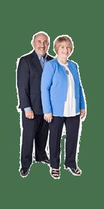 Paul and Gail