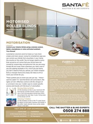 Motorised PDF sample