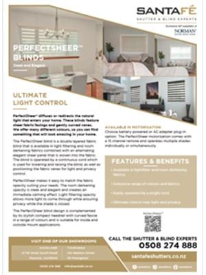 PerfectSheer PDF sample