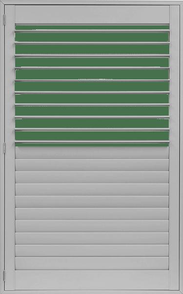 Perfect tilt invisible split