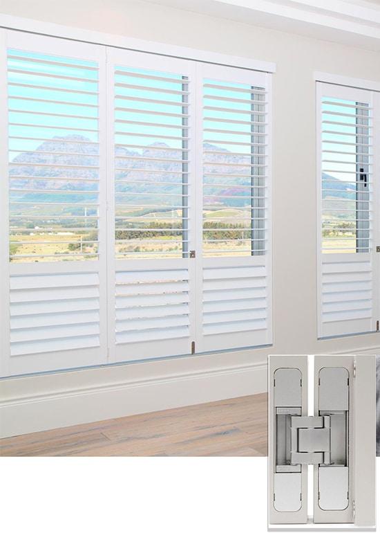 Ultra shutters display