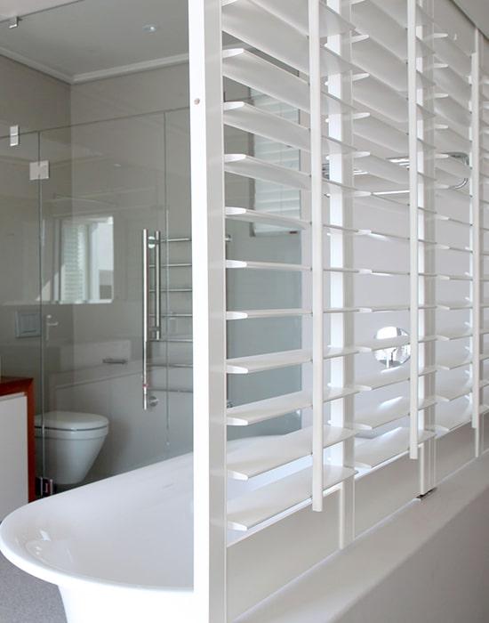 Woodlore waterproof shutters
